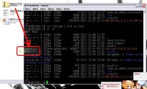 pietty的SSH介面